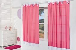 cortina aninha varão simples