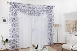 cortina belle varão duplo
