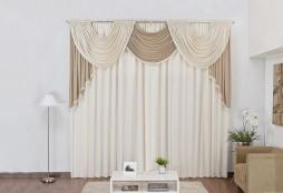 cortina danubio varao duplo