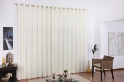 cortina provence varão simples
