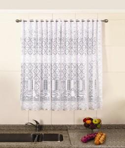 cortina de cozinha vandyck