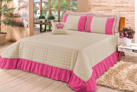 cobreleito-charlote-rosa
